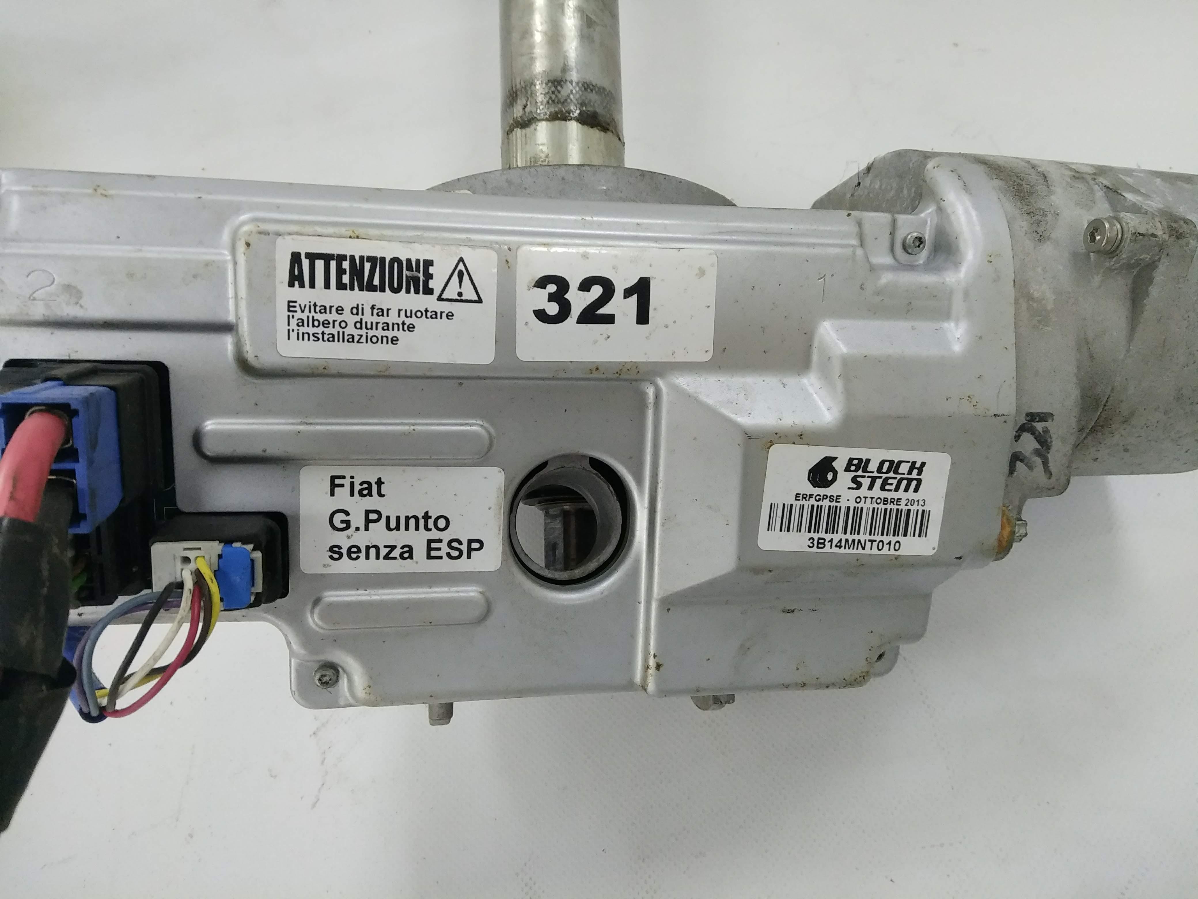 Servosterzo Elettrico Fiat Punto Grande Punto Punto Evo 199