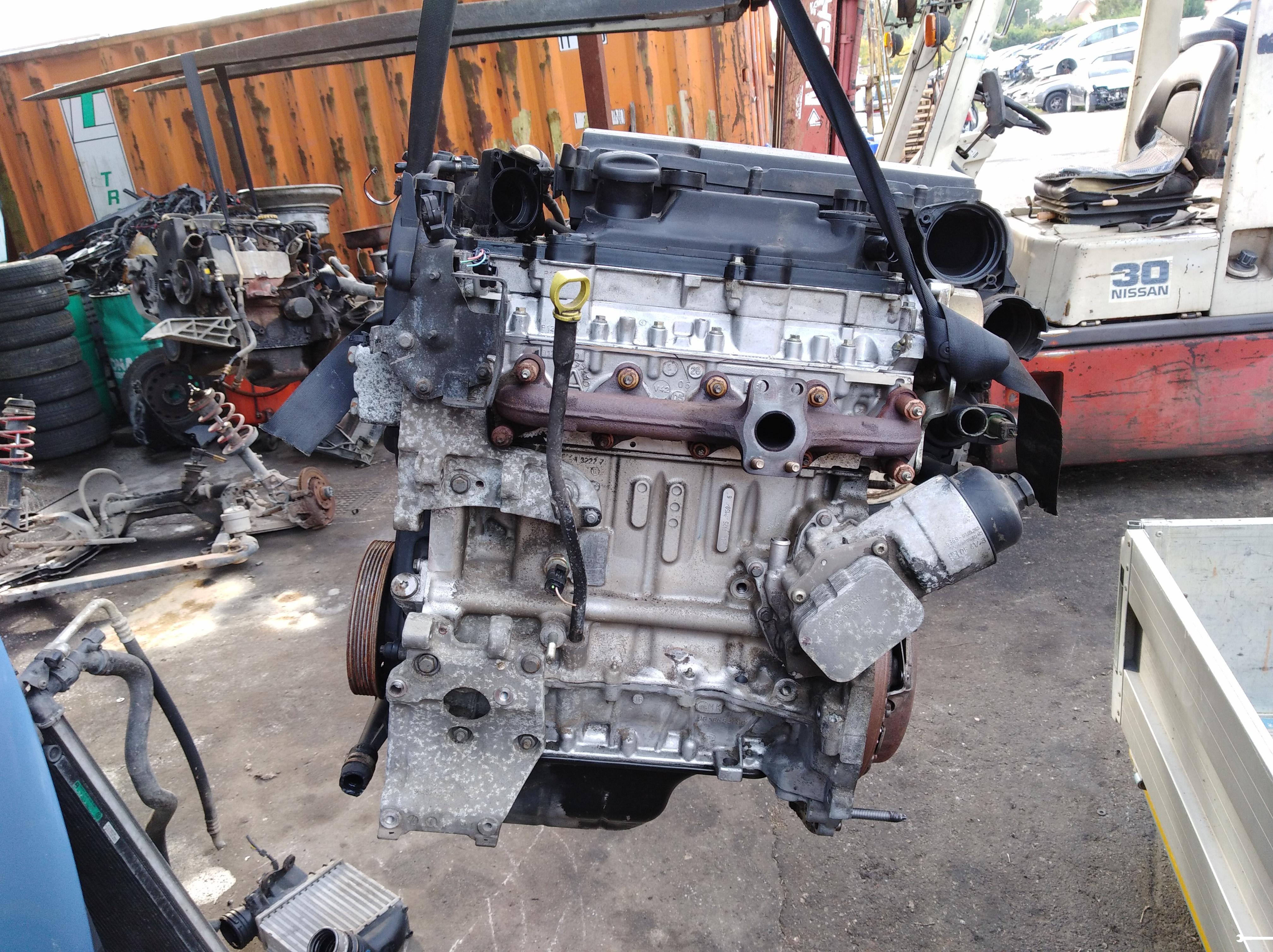 Motore Citroen Peugeot 1 4 Hdi