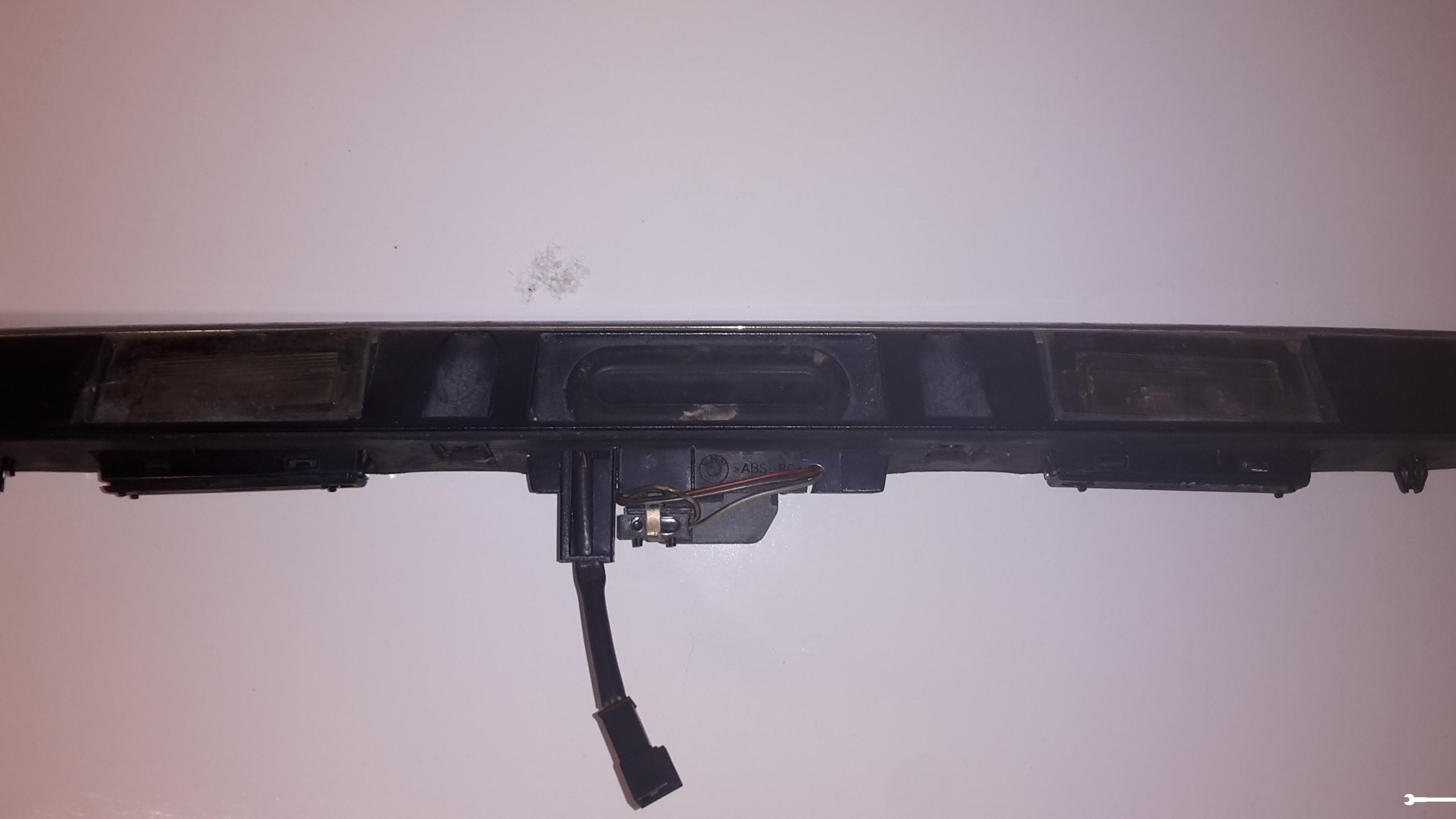 Maniglia Posteriore Baule Cromata Mini R50 R53 Ricambi Usati